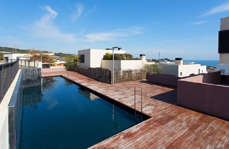 New build - Semi-detached chalet - Mataró - Beach
