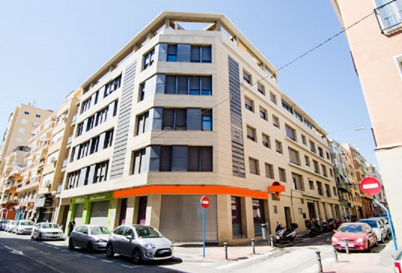 New build - Flat - Alicante - Centro
