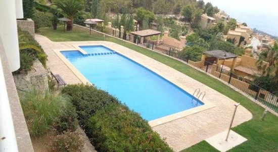 Flat - Sale - Altea - mountains
